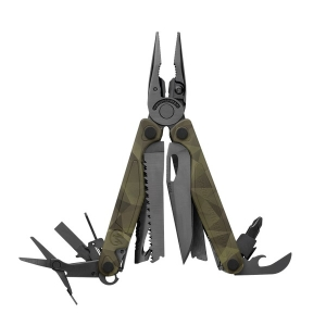 Мультитул LEATHERMAN Charge PLUS CAMO ― Best-Knives.ru